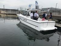 DFR-33試乗艇